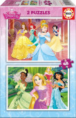 Puzzle Princesas Disney - 16851