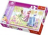 Puzzle Princesas Disney