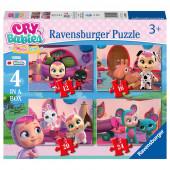 Puzzle Progressivo Cry Babies
