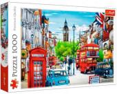 Puzzle Rua Londres 1000 Peças