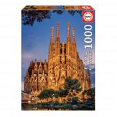 Puzzle Sagrada Família 1000 peças