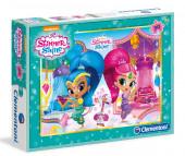 Puzzle Shimmer Shine 30 peças