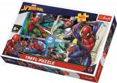 Puzzle Spiderman 160 peças
