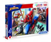 Puzzle Spiderman 180 peças Supercolor
