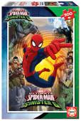 Puzzle Spiderman 500 peças