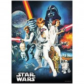 Puzzle Star Wars Classic 500 Peças