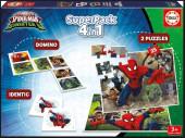 Puzzle Superpack Spiderman 17197