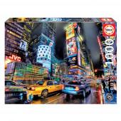 Puzzle Time Square Nova Iorque 1000 peças