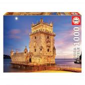Puzzle Torre de Belém 1000 peças