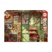 Puzzle Velha Garagem 1500 peças