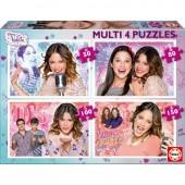 Puzzle Violetta Progressivo