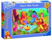 Puzzle Winnie the Pooh 24 pcs