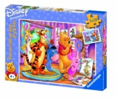 Puzzle Winnie the Pooh & friends