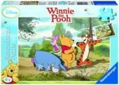 Puzzle Winnie the Pooh passeio