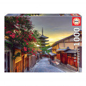 Puzzle Yasaka Pagoda Quioto Japão 1000 peças