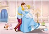 Puzzles Disney Cinderela 2x20pcs