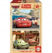 Puzzles em madeira Cars Disney