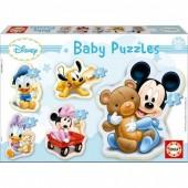 Puzzles Mickey Disney baby