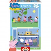 Puzzles Misto Peppa