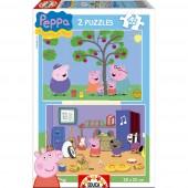 Puzzles Sortidos Peppa