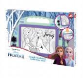 Quadro Mágico Médio Frozen 2 Disney