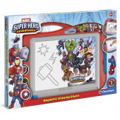 Quadro Mágico Super Heroes Marvel