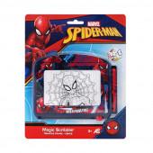 Quadro Mágico Viagem Spiderman