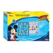 Quadro Magnético 35 pc Números Mickey