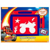 Quadro magnetico Blaze and the Monster Machines