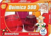 Química 500 da Science4you