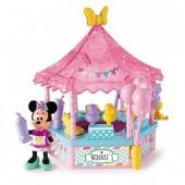 Quiosque coreto da feira da Minnie