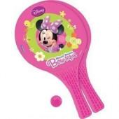 Raquetes Praia Minnie Mouse