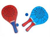Raquetes Praia Spiderman Sortido