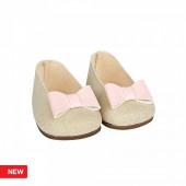 Reborn Arias Sapatos Lacinho Bebé 45 cm