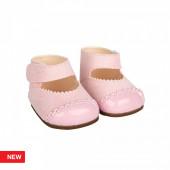 Reborn Arias Sapatos Rosa Bebé 45 cm