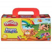Regresso à Escola da Play-Doh 20 Potes