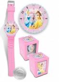 Relógio 4 em 1 Princesas