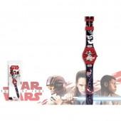 Relógio Analógico dos Star Wars