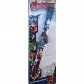 Relógio analógico Pulso Marvel Avengers