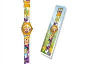 Relógio Analógico Rapunzel