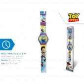 Relógio Analógico Toy Story Slim