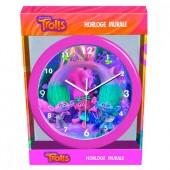 Relógio de parede 24cm de Trolls
