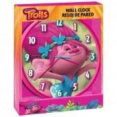 Relógio de parede Trolls
