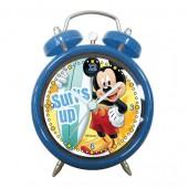 Relógio Despertador Disney Mickey - sortido