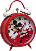 Relógio Despertador Disney Mickey Style