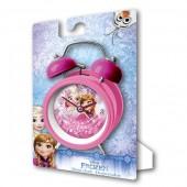 Relógio Despertador Frozen Elsa e Anna