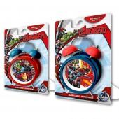 Relógio despertador Marvel Avengers sortido