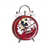 Relogio Despertador Mickey Style