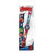 Relógio Digital Avengers Vingadores