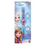 Relogio Digital Disney Frozen Magic
